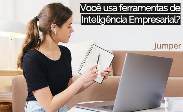 Você usa ferramentas de Inteligência Empresarial? (BI, IoT, Machine Learning)